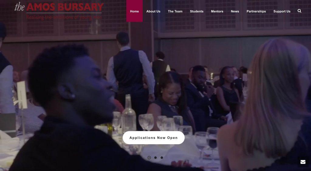 The Amos Bursary Homepage